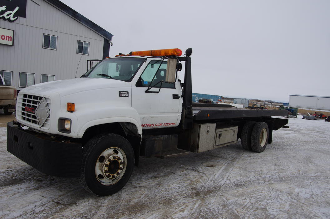 Tow Truck For Sale Canada >> Mcdougall Auctions