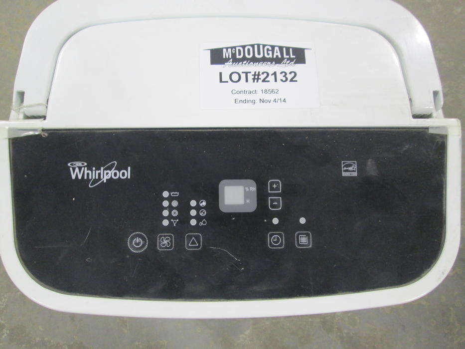 whirlpool gold dehumidifier ad50gusx manual