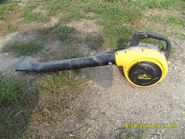 talon 32cc blower vac manual
