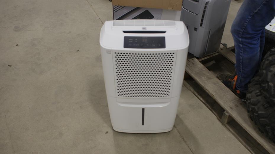 kenmore electronic 40 dehumidifier pdf